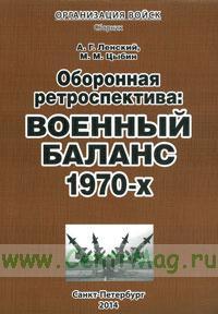Оборонная ретроспектива: Военный баланс 1970-х