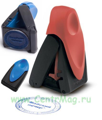 Оснастка для штампа карманная автоматическая TRODAT 9440 MOBILE PRINTY РАЗМЕР 40Х40ММ