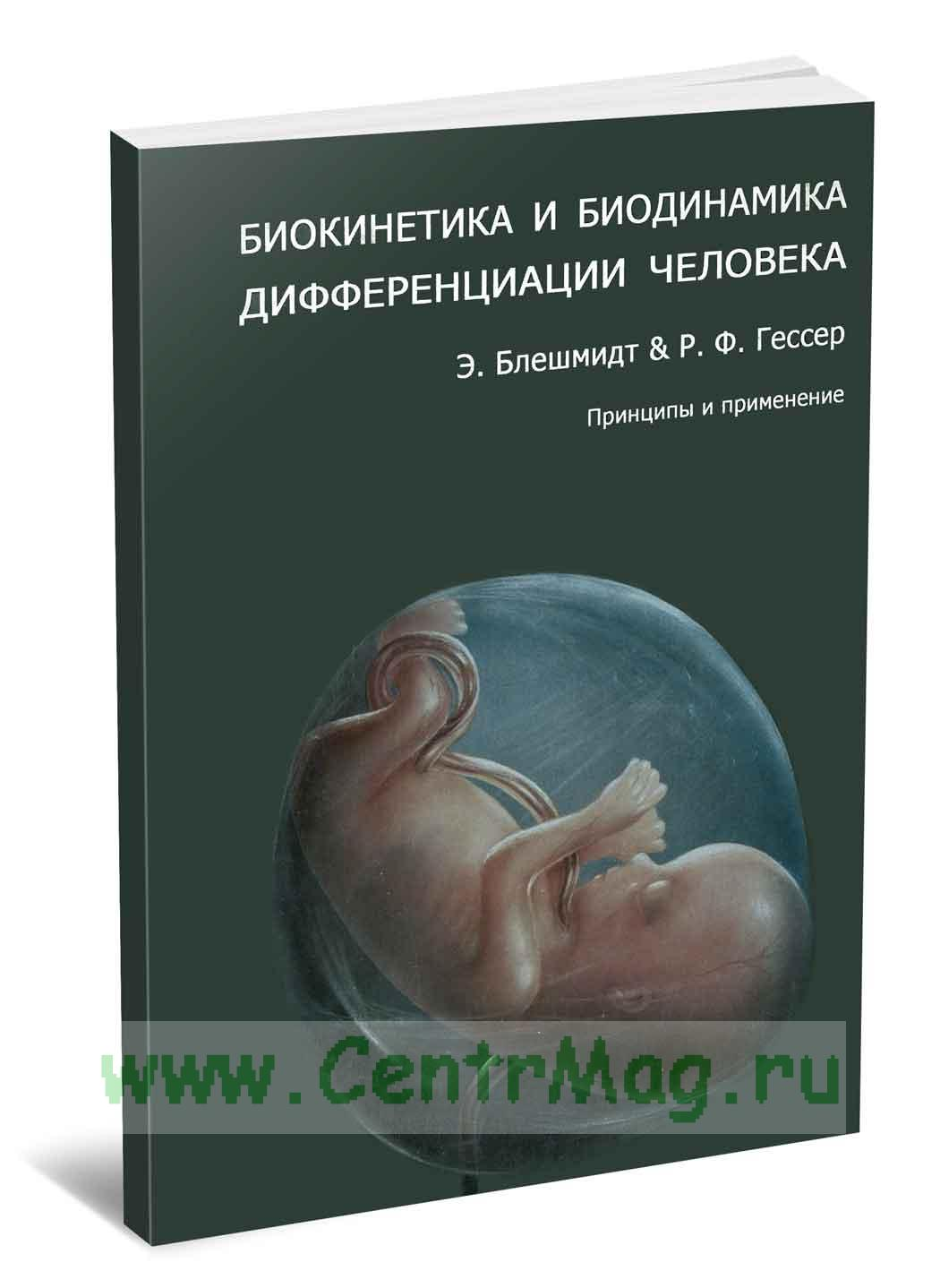 Биокинетика и биодинамика дифференциации человека