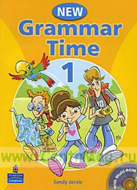 New Grammar Time 1 with multi-ROM (CD)