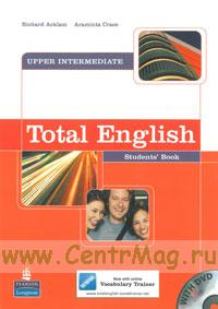 Total English. Upper Intermediate. Students' book + DVD