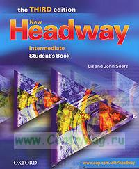 New Headway. Intermediate. Student`s Book + CD (the third edition)