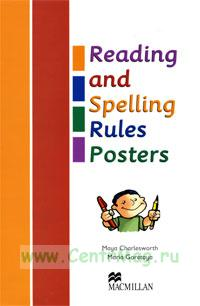 Reading and Spelling. Rules. Posters