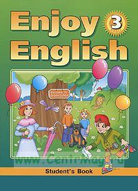 Enjoy English 3. Учебник 3 класс