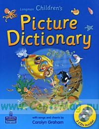 Longman children's Picture dictionary + 2 CD