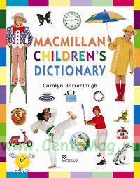 Macmillan Children's Dictionery