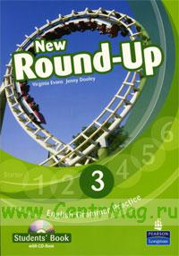 New Round-Up 3. English Grammar Practice + CD