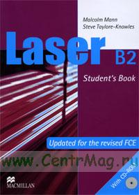 Laser B2 Students Book + CD