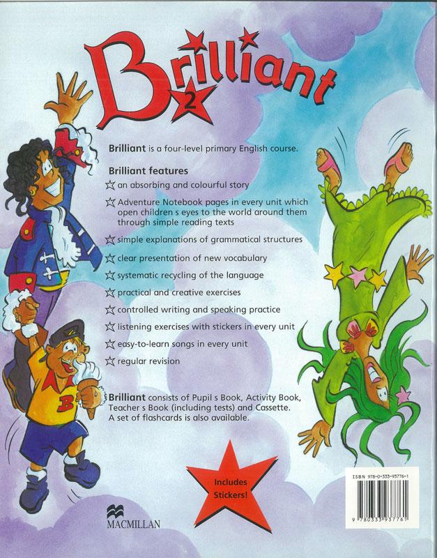 Brilliant 2. Pupil's Book