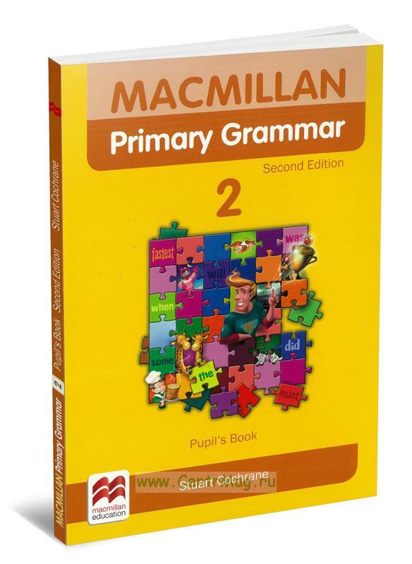 Macmillan Primary Grammar 2. Pupil's book + CD