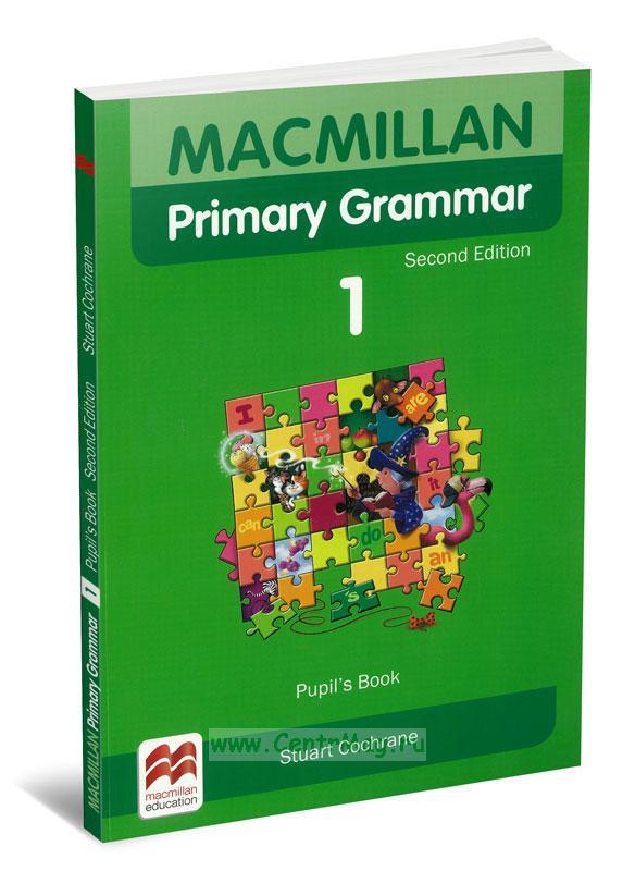 Macmillan Primary Grammar 1. Pupil's book + CD