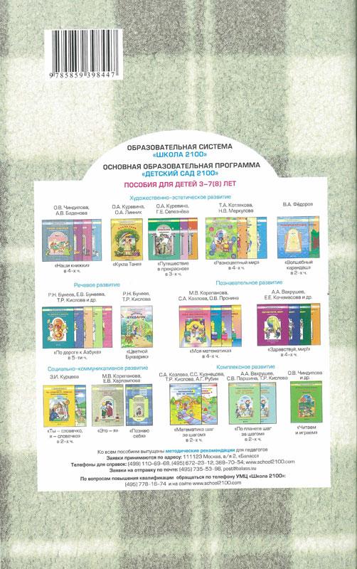 Кукла Таня. Методические рекомендации к образовательной программе художественно-эстетического развития детей 3-4 лет