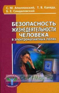 Безопасность жизнедеятельности человека в электромагнитных полях: Учеб. пособие