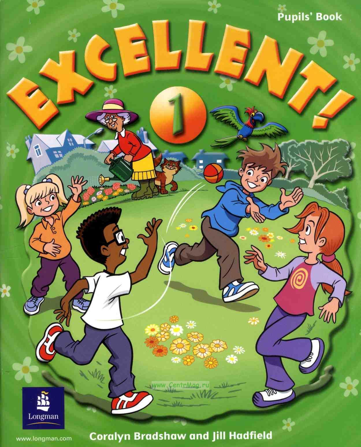 Excellent! 1 (Pupil's book)