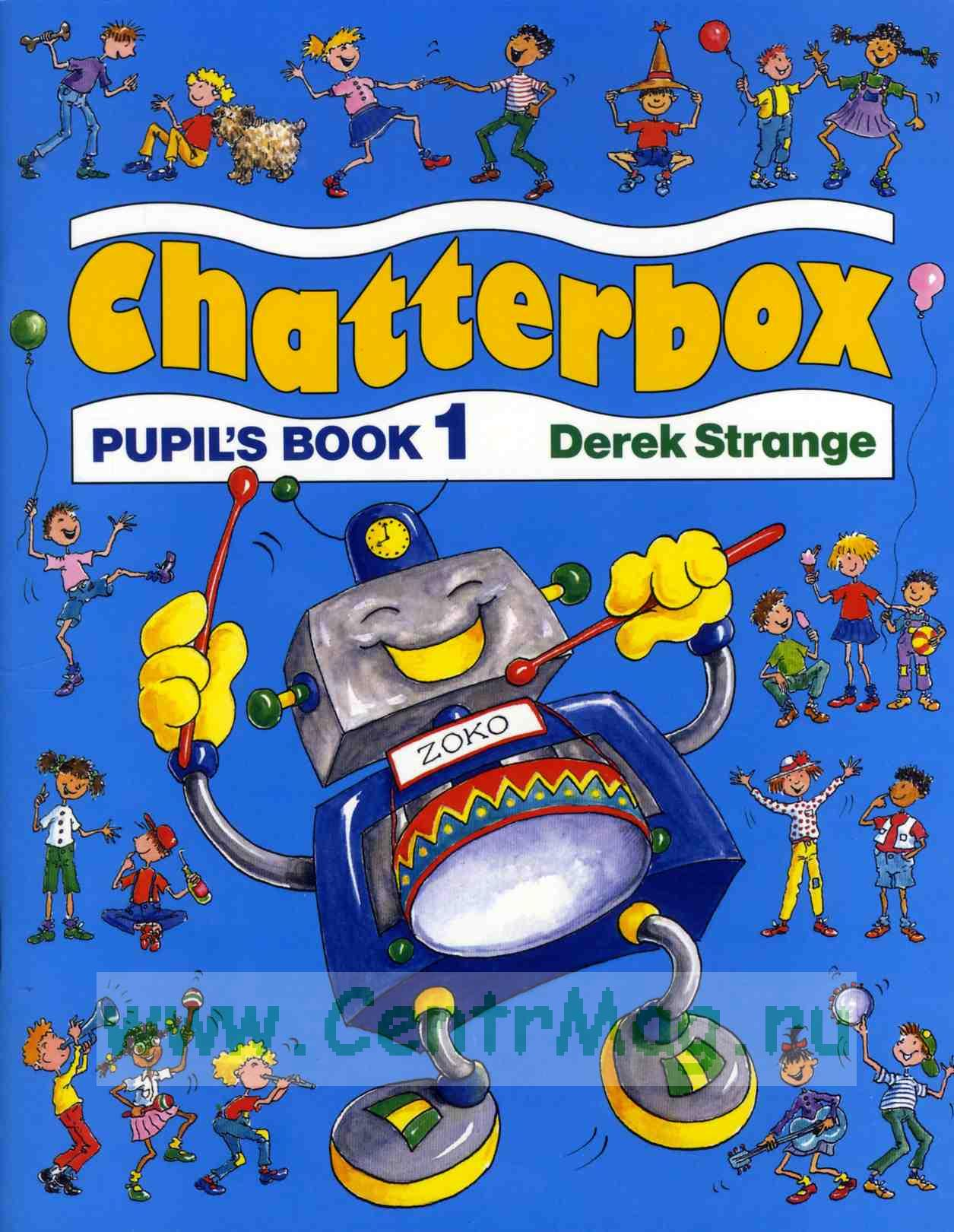 Сhatterbox Pupil's book 1