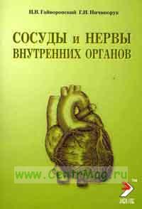 Сосуды и нервы внуитренних органов. Учебное пособие