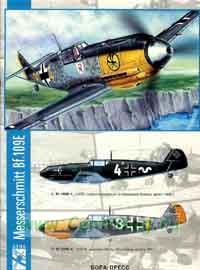 Самолет-истребитель Messerschmitt Bf. 109E
