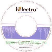 Автоматические выключатели и УЗО бытового назначения. Справочник 2008 на CD