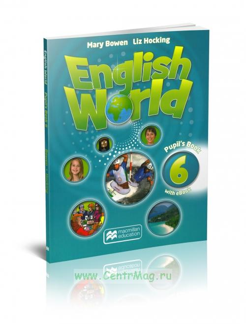 English World. Pupil's book 6 + eBook Pack