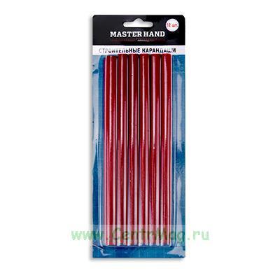 Строительные карандаши, 12 шт