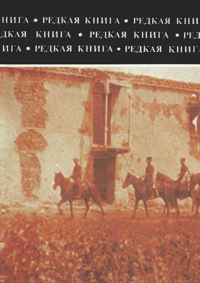 Казаки на Кавказском фронте 1914-1917