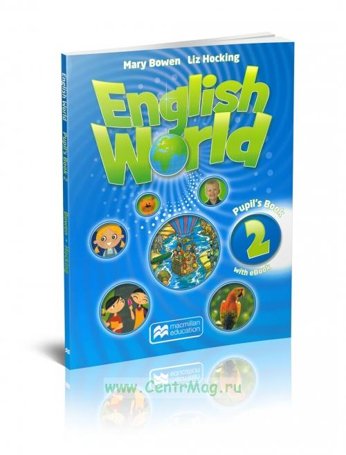 English World. Pupil's book 2 + Pupil's eBook Pack