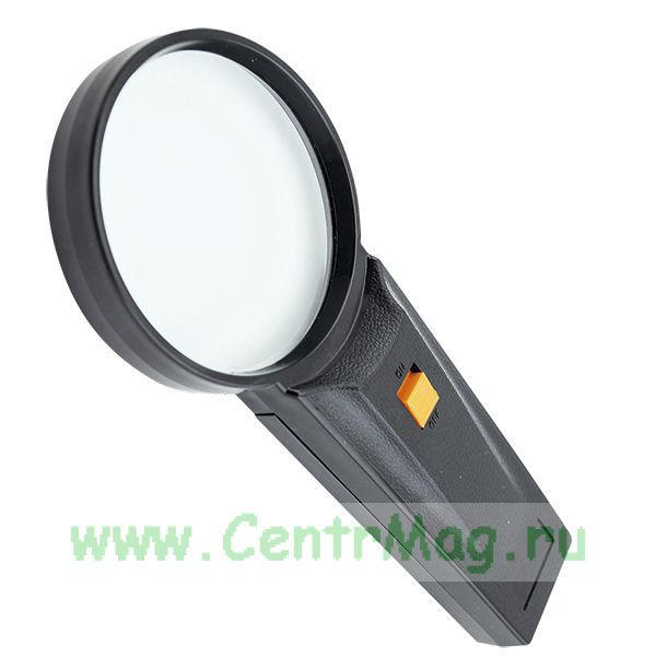 Увеличительное стекло с подсветкой фирмы Flarx