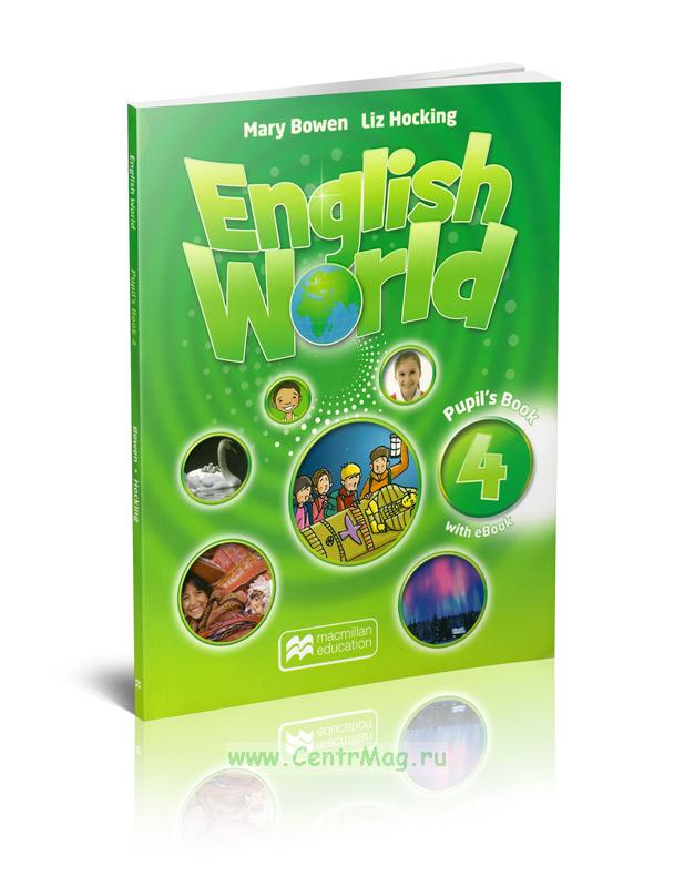 English World. Pupil's book 4 + eBook Pack