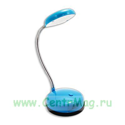 Настольная лампа 7 светодиодов