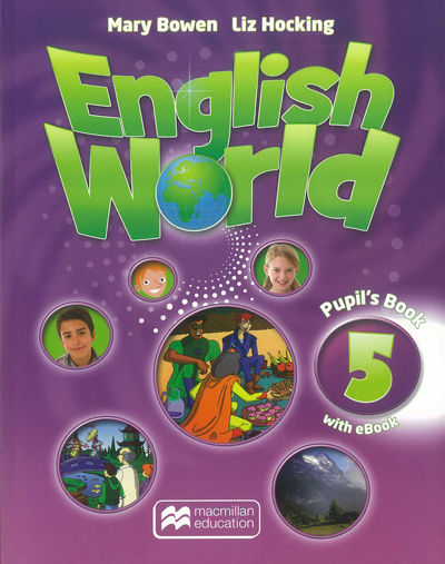 English World. Pupil's book 5 + eBook Pack