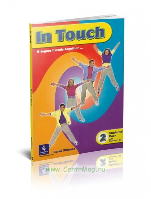 In Touch 2. Student's Book + CD
