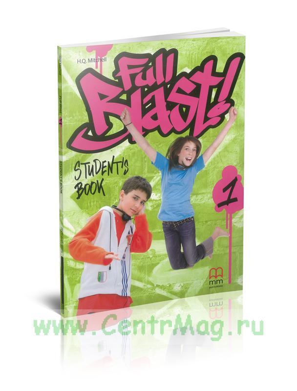 Full Blast 1. Student's book