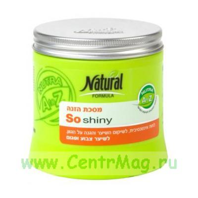Natural Formula Активная маска для окрашенных и поврежденных волос 400 мл