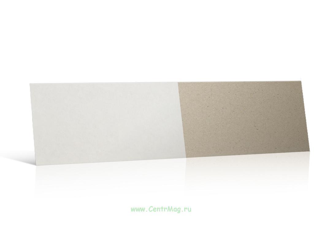 Разделитель полочный (узкий, картонный)