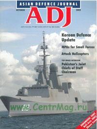 Asian defence journal. 2002/oktober