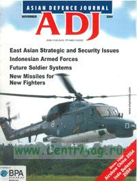 Asian defence journal. 2004/november