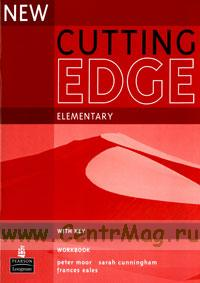 New Cutting Edge Elementary. Workbook+ key