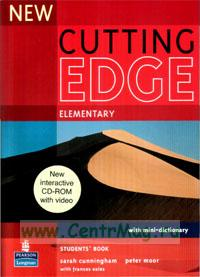 Cutting Edge Elementary. Student's book+ key