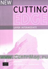 New Cutting Edge Upper Intermediate. Workbook+ key