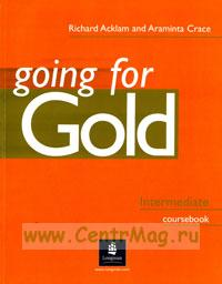 Going for gold. Intemediate. Coursebook