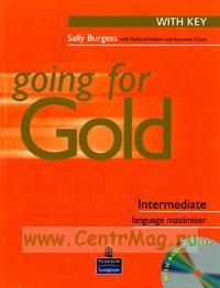 Going for gold. Intemediate. Language maximiser + CD
