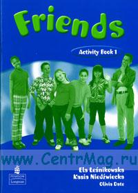 Friends Activity Book 1
