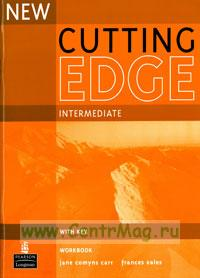 New Cutting Edge Intermediate. Workbook+ key