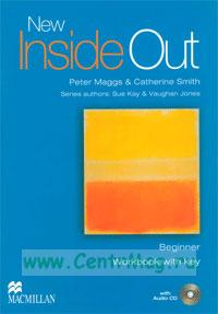 New Inside Out. Beginner. Workbook with key + CD
