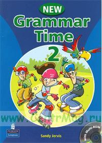 New Grammar Time 2 with multi-ROM (CD)