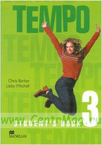 Tempo 3. Student's Book