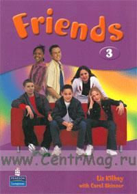 Friends Students Book 3