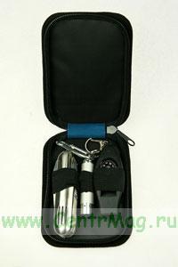 Набор для путешествий: фонарик, компас-свисток, многофункциональный нож 13*10*3см