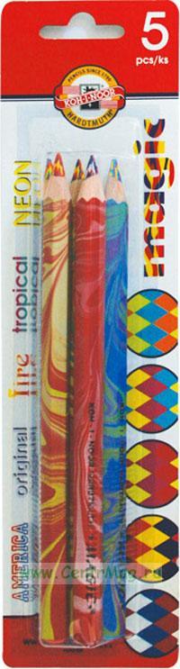 Карандаш Magic (многоцветный в ассортименте)