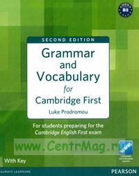 Grammar and Vocabilary for Cambridge First with Key